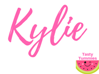 Kylie Tasty Tummies signature