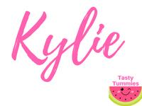 Kylie Tasty Tummies signature