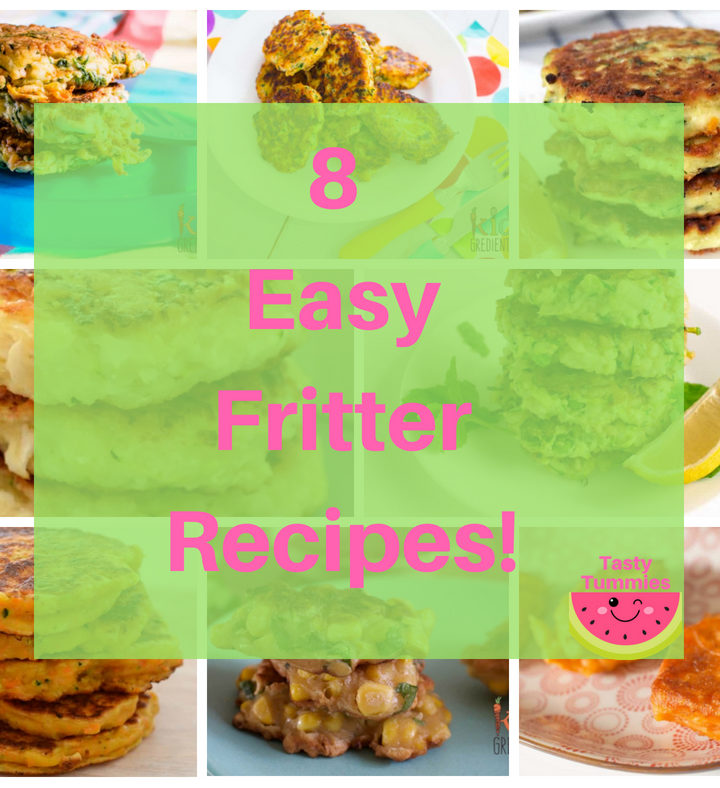 Easy Fritter Recipes
